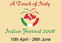 Italian Festival 2008 Tomorrow At Takashimaya