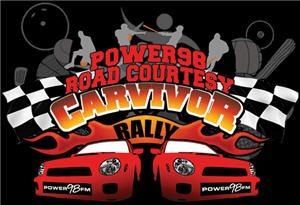 Win $10,000 Cash from Power98 Road Courtesy Carvivor Rally 2008