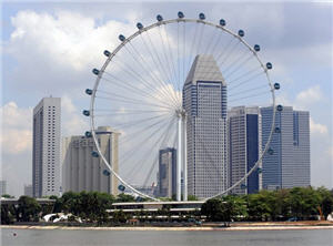 FREE Flight on Singapore Flyer for Teachers!