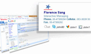 Add Personalized Email Signatures on Any Webmail Service
