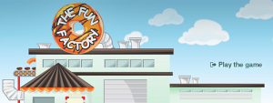 Play the Donut Factory Game To Win Wii, iPod Touch, Canon Digital Camera or Enjoy Doughnut Treats