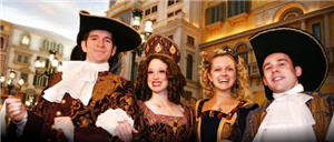 Win An Exclusive Stay with Venetian® Macao