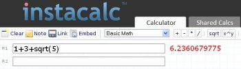 A Simple & Powerful Online Calculator