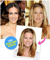 Try On the Hottest Celebrity Hairstyles