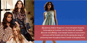 Great Singapore Sale 2009: You can Win $10,000