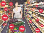 Carrefour: Win A Year's Supply of Groceries