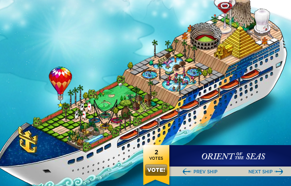 Win A Cruise for Two onboard Legend of the Seas