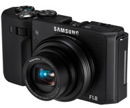 Samsung's High-Performance Compact Camera TL500