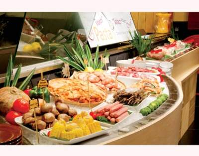 Kiseki Mega Japanese Buffet Opened: offers freshest cold seafood and sushi!