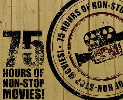 75 hours of non-stop movies: 15-18 July 2010