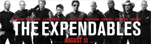 The Expendables Highlights & Trailer [Movie]
