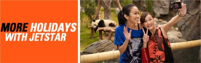 Fly with Jetstar and discover Asia from $28 till Aug 30 2010