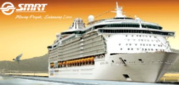Dream Cruise w/ SMRT: win a Royal Caribbean 10D7N Mediterranean fly-cruise for 2 & $2,000 cash