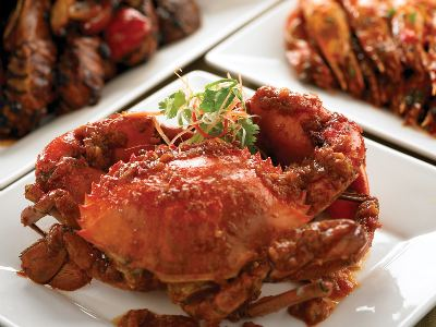 Swissotel Merchant Court Crab Bonanza Buffet from 5-21 Nov 2010
