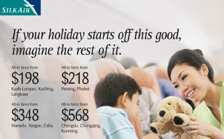 SilkAir October 2010 promotion fares!