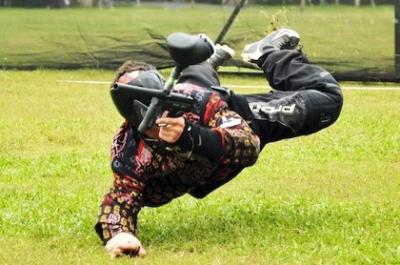 Paintball Games in Singapore