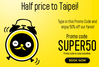 Scoot Airline Taipei Promotion